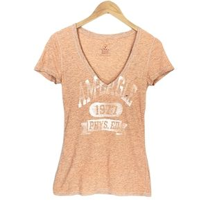 NWT America Eagle Outfitters V Neck Top